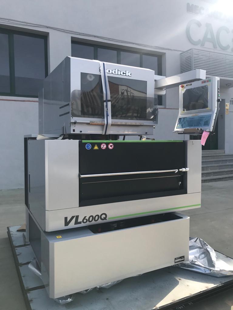 SODICK VL600Q 2